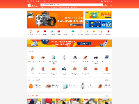 Share code web wordpress giao diện shopee 99%